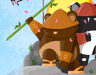 Japaneses Bears
