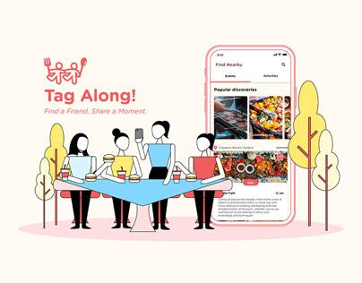 Tag Along!
