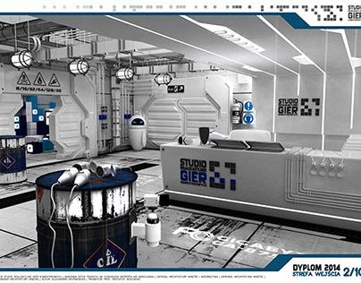 Computer games realization studio