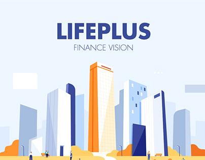 LIFEPLUS finance vision