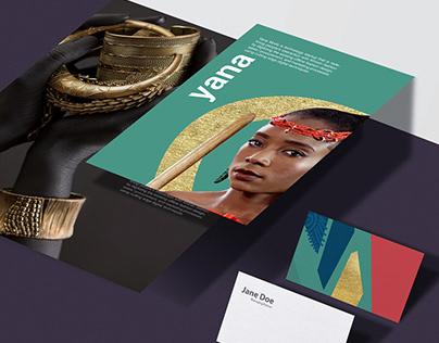 Brand Identity: Yana Mode