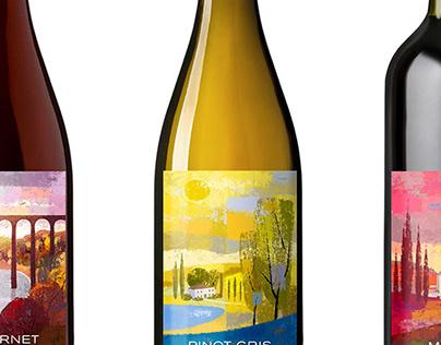 Wine Labels/Branding