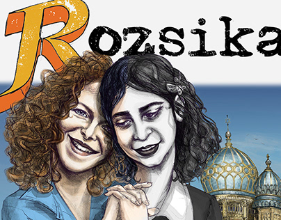 ROZSIKA Comic in process / unreleased