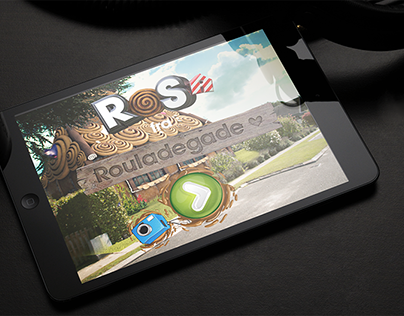 Ramasjang App: Rosa fra Rouladegade