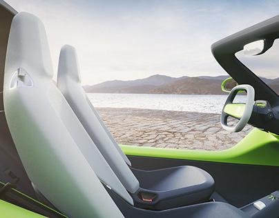 Volkswagen ID Buggy Concept - CGI