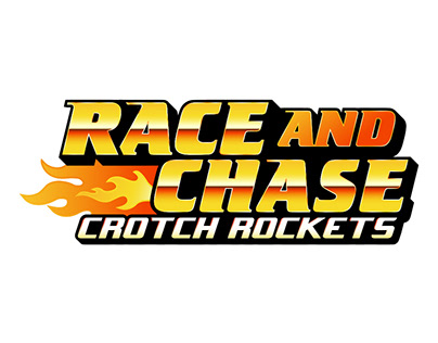 GTA Online: Race & Chase Logos (In game arcade cabinet)