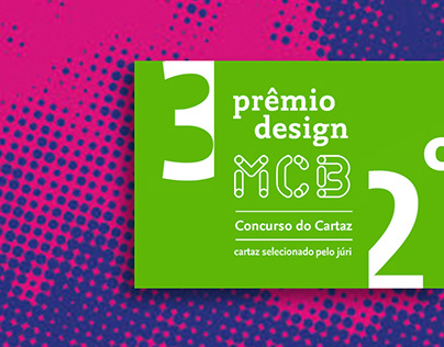 32nd MCB Design Award Poster Contest - 2018