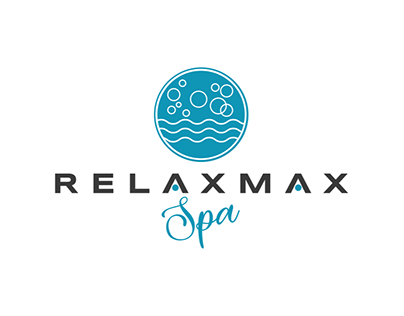 RelaxMax Spa // Branding