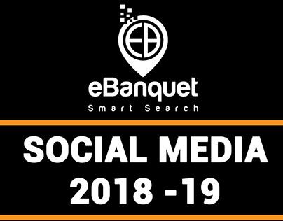 ebanquet - Social Media 2018-19