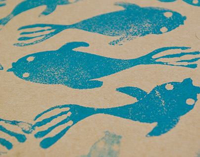 school of fish | magiclamp notebook