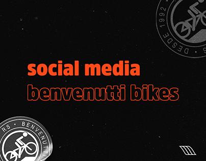 Social Media • Benvenutti Bikes