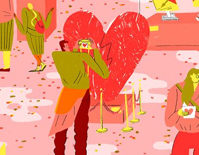 Valentine's Gallery