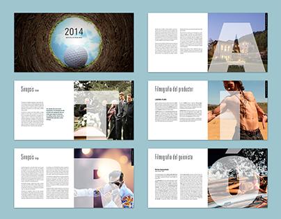 Documento promocional de 2014
