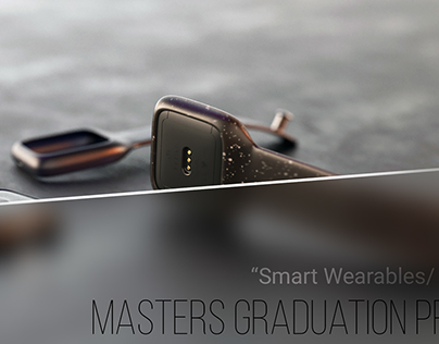 Smart Wearables for Titan | Masters Graduation Project