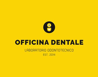 OFFICINA DENTALE [Brand identity]