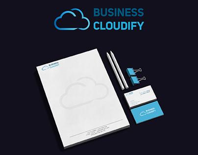 Business Cloudify - Logo & Branding