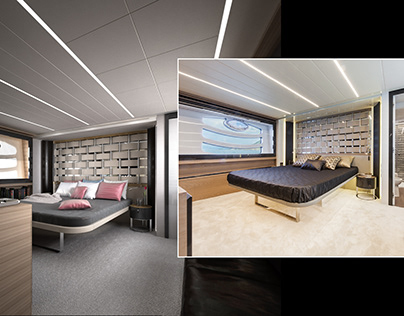 70 ft with Italprojects Yacht Design