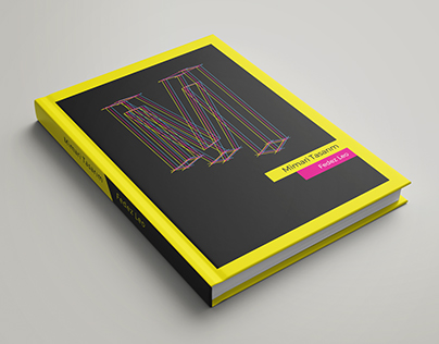 Architecture Book Cover Design & Layout