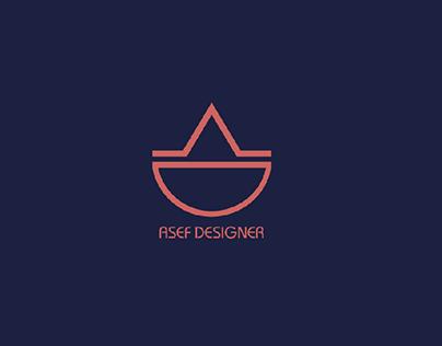 ASEF DESIGNER Visual identities