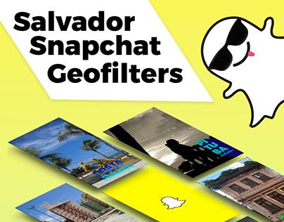 Geofiltros Salvador