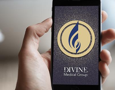 Divine Medical Group Logo Exploration