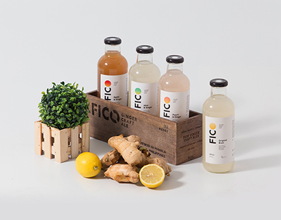 FICO Ginger Craft Ale