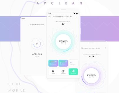 Apclean - Mobile App