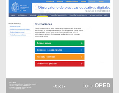 Observatorio Practicas Educativas Digitales