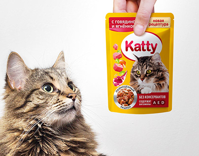 KATTY CAT FOOD