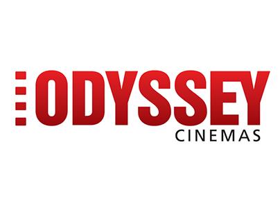 Odyssey Cinemas Concessions Displays