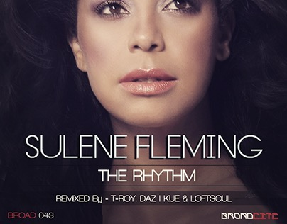 New Release 'The Rhythm' including 3 remixes. Out Now