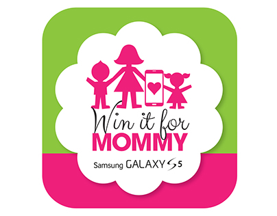 """""""Win it for Mommy"""" Mother's Day promotion for Samsung"""