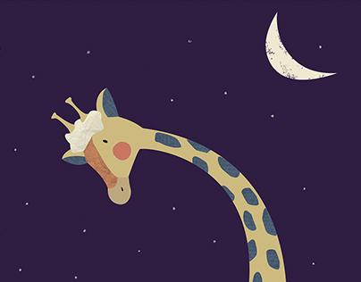 illustration   poster for children's show