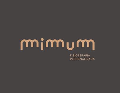 Naming, diseño de Marca e interiorismo Mimum