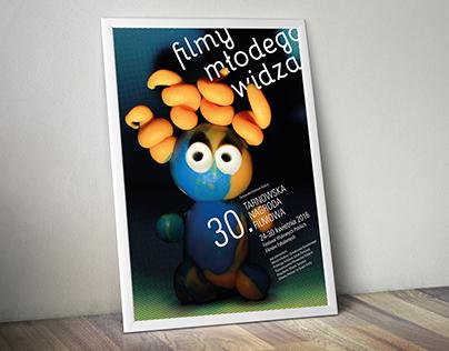 Festival poster | Filmy Młodego Widza