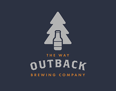 The Way Outback Brewing Co. Visual Identity