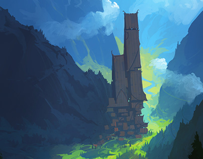 Mountain Dwelling