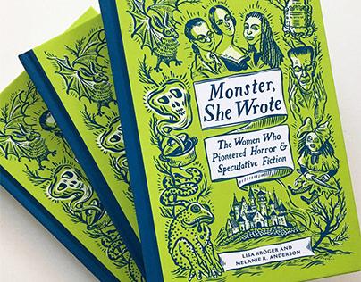 """""""Monster, She Wrote"""""""
