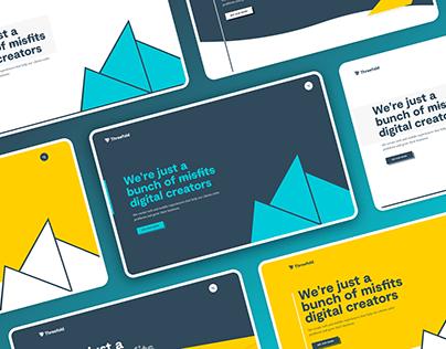 Homepage Variations