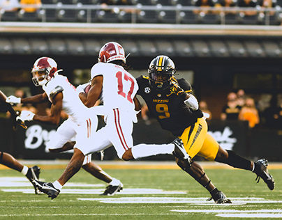Mizzou Vs Alabama (2020)