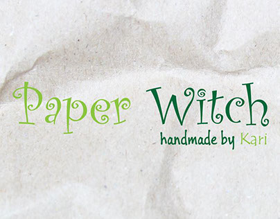 Logo - Paper Witch