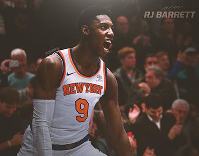 RJ Barrett Knicks Swap