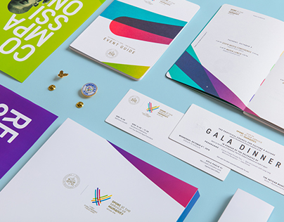 Sport at the Service of Humanity 2016  |  Branding
