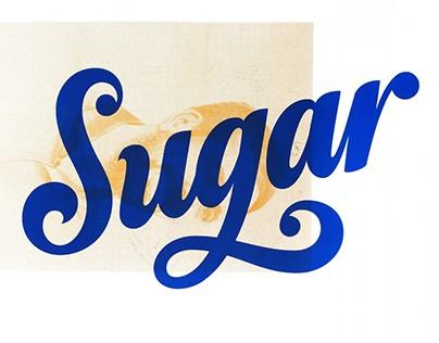 Sugar - EINA Lettering Course