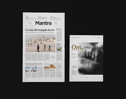 MANTRA NEWSPAPER