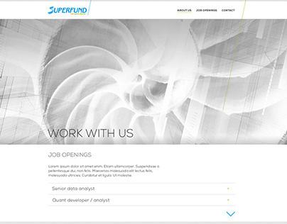 Superfund Tech Website