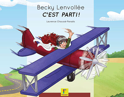 Edition - Becky Lenvollée C'est Parti!