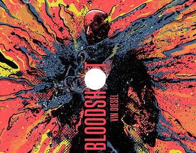 Bloodshot - Alternate Movie Poster