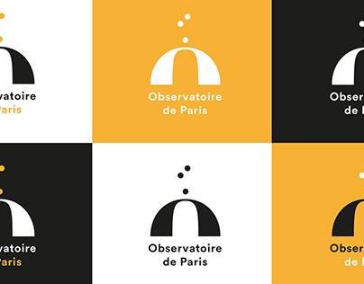 Observatoire de Paris ⎢ Logo Redesign
