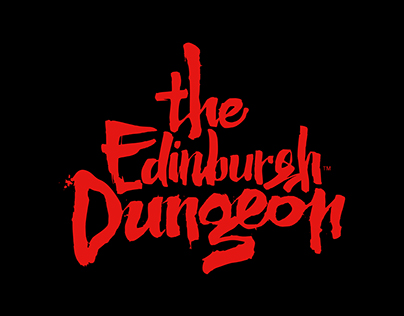 The Edinburgh Dungeon - Teaser campaign
